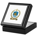 BARIL Family Crest Keepsake Box