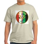 Iraq Veteran Ash Grey T-Shirt