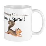 I dont Have Adhd, look a squi Small Mug