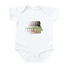 Napoleon quote Infant Bodysuit