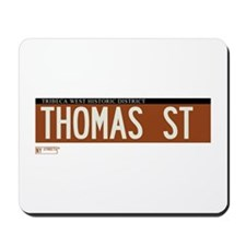Thomas Street in NY Mousepad