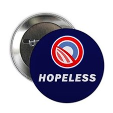 "hope-less 2.25"" Button"