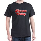 Retro Moreno Valley (Red) T-Shirt