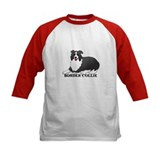 Cartoon Border Collie Tee