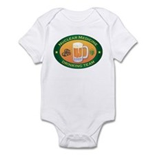 Nuclear Medicine Team Infant Bodysuit