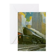 Penn RR Greeting Cards (Pk of 10)