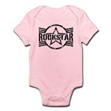 Rockstar Infant Bodysuit