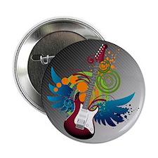 "Guitar Fantasy 2.25"" Button (10 pack)"