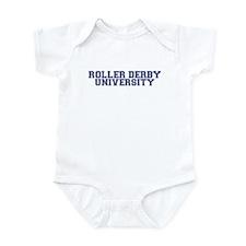 Roller Derby Infant Bodysuit