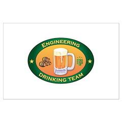 Engineering Team Posters