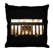 Lincoln Memorial Merchandise Throw Pillow