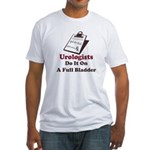 Funny Urologist Fitted T-Shirt