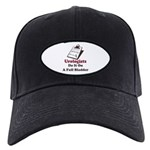 Funny Urologist Black Cap
