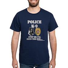 Police K-9 T-Shirt