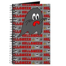 Halloween Ghost Journal