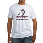 Funny Gastroenterologist Fitted T-Shirt