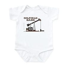 Oilfield Babe Infant Bodysuit