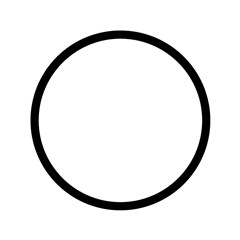 Circle Symbol Fulfillment
