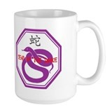 Year of the Snake Ceramic Mugs