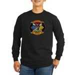 Riverside Hazmat Long Sleeve Dark T-Shirt
