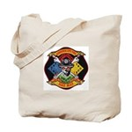 Riverside Hazmat Tote Bag