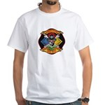 Riverside Hazmat White T-Shirt