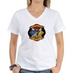 Riverside Hazmat Women's V-Neck T-Shirt