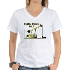 Fossil Fuels Rule Shirt