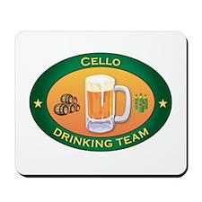 Cello Team Mousepad