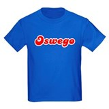 Retro Oswego (Red) T