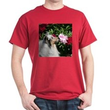Sheltie Flower T-Shirt