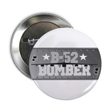 "B-52 Bomber Aviation 2.25"" Button"