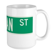 Dyckman Street in NY Coffee Mug