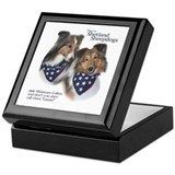 My Shelties Keepsake Box
