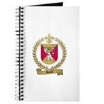 AUCLAIR Family Crest Journal