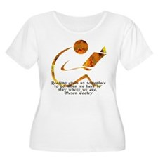 Reader - Golden Quote T-Shirt