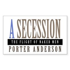 A SECESSION Rectangle Decal