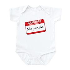 Kamusta... Maganda Infant Bodysuit