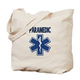 Paramedic EMS Tote Bag