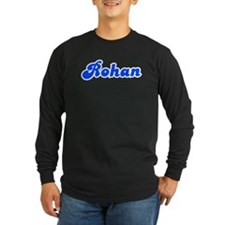 Retro Rohan (Blue) T