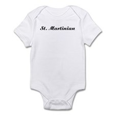 Classic St. Martinian Infant Bodysuit