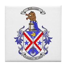 Coat of Arms Tile Coaster