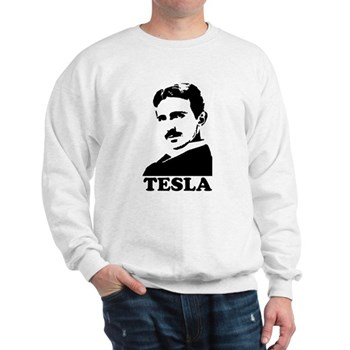 Tesla Sweatshirt | Gifts For A Geek | Geek T-Shirts