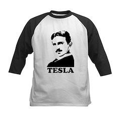 Tesla Kids Baseball Jersey