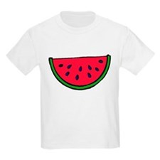 Juicy watermelon slice Kids T-Shirt