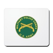 MILITARY-POLICE Mousepad