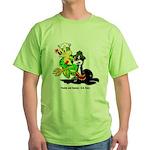 US Navy Freddy & Sammy Green T-Shirt