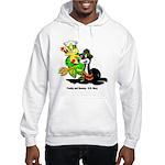 US Navy Freddy & Sammy (Front) Hooded Sweatshirt
