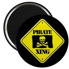 Pirate Xing Magnet