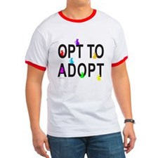 OPT TO ADOPT A CAT T